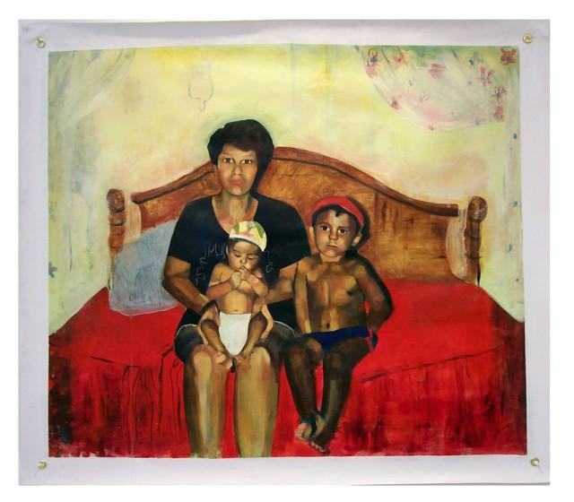 Recuerdos de Mi Esposa Ruth y Panchito y Rovalito