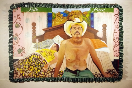 Under the Mexican Colchas, 2012