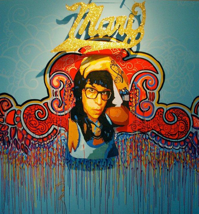 Homegirl Mural 2013